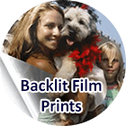 Backlit Film Prints