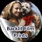 Backlit Film Prints